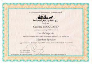 Educagil - Diplome zoothérapeute