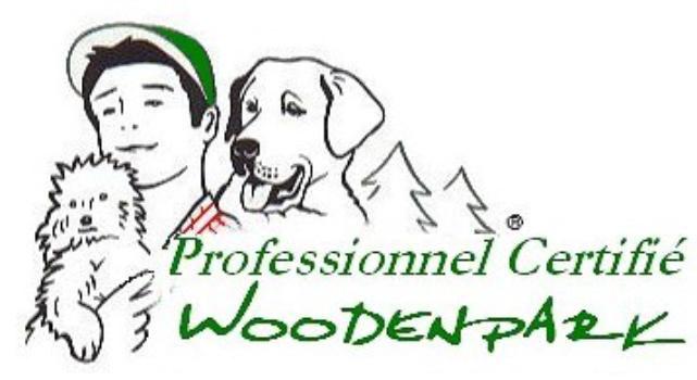 Professionnel Certifié Woodenpark